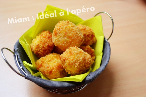 courge croquette