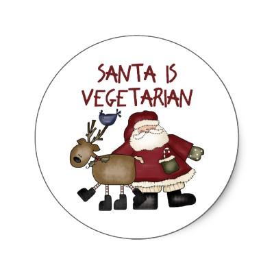 christmas_santa_is_vegetarian