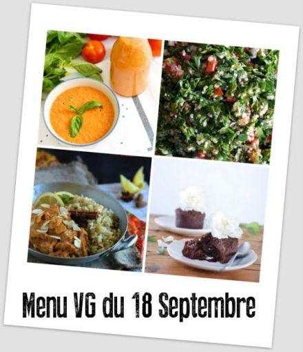 menu vg 1809